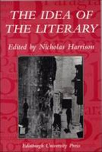 Picture of Idea of the Literary, The