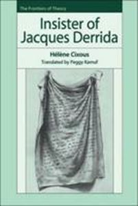 Picture of Insister of Jacques Derrida