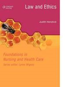 Picture of Law and Ethics in Nursing and Health Care
