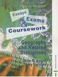 Picture of Essays, Exams, & Work in Geography and Related Disciplines
