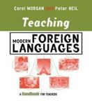 Picture of Teaching Modern Foreign Languages: A Handbook for Teachers
