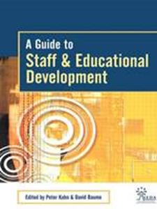 Picture of Guide to Staff and Educational Development