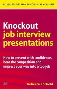 Picture of Knockout Job Interview Presentations
