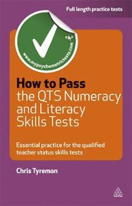 Picture of How to Pass the QTS Numeracy and Literacy Skills Tests