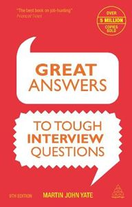 Picture of Great Answers to Tough Interview Questions