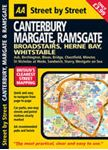 Picture of Canterbury, Margate, Ramsgate street map