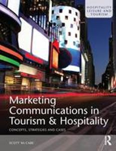 Picture of Marketing Communications in Tourism and Hospitality