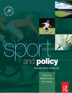 Picture of Sport and Policy : Issues and Analysis