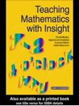 Picture of Teaching Mathematics with Insight