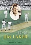 Picture of Jim Laker: Nineteen for Ninety