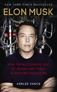 Picture of Elon Musk