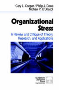 Picture of Organizational Stress