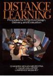 Picture of Distance Learning: Principles for Effective Design, Delivery, and Evaluation