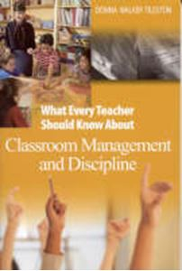 Picture of What Every Teacher Should Know About class management & discipline
