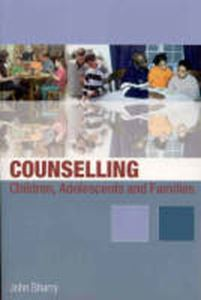 Picture of Counselling Children Adolescants and Families