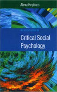 Picture of Introduction to Critical Social Psychology