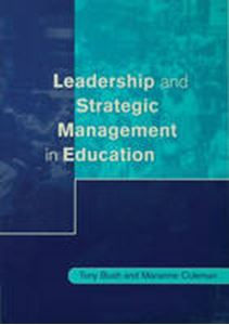 Picture of Leadership and Strategic Management in Education