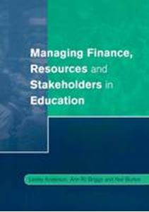 Picture of Managing Finance, Resources and Stakeholders in Education