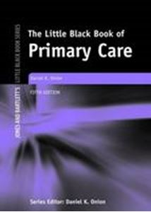 Picture of Little Black Book of Primary Care