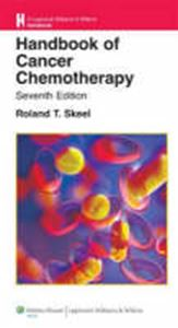 Picture of Handbook of Cancer Chemotherapy 7ed