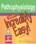 Picture of Pathophysiology made Incredibly Easy 4ed