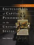 Picture of Encyclopedia Of Capital Punishment in the United States