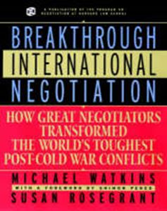 Picture of Breakthrough International Negotiation