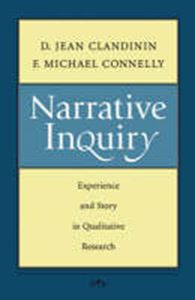 Picture of Narrative Inquiry: Experience and Story in Qualitative Research