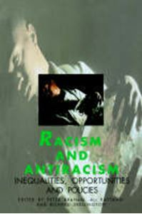 Picture of Racism and antiracism equalities, opportunities and policies