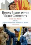 Picture of Human Rights in the World Community 3ed