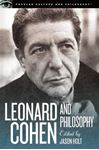 Picture of Leonard Cohen and Philosophy: Various Positions