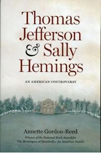 Picture of Thomas Jefferson and Sally Hemmings: An American Controversy