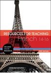 Picture of Resources for Teaching French 14-16