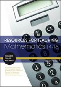 Picture of Resources for Teaching Mathematics 14-16