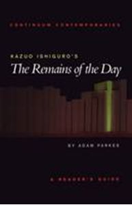 Picture of Remains of the day a reader's guide