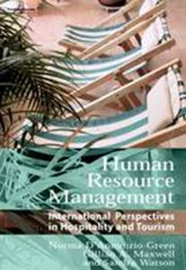 Picture of Human Resource Management: International Perspectives in Tourism and Hospitality