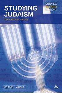 Picture of Studying Judaism: The Critical Issues