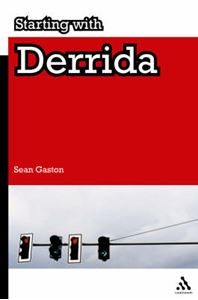 Picture of Starting With Derrida