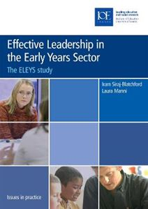 Picture of Effective Leadership in the Early Years Sector