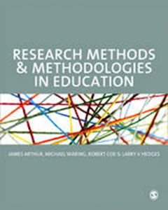 Picture of Research Methods and Methodologies in Education