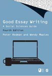 Picture of Good Essay Writing: A Social Sciences Guide 4ed