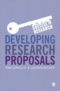 Picture of Developing Research Proposals