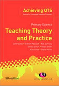 Picture of PTRIMARY SCIENCE THEORY AND PRACTIC