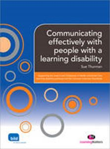 Picture of Communicating Effectively with People with a Learning Disability