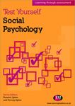 Picture of Test Yourself: Social Psychology