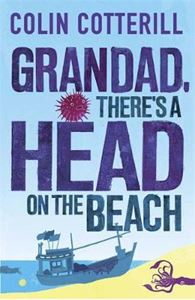 Picture of Grandad, There's a Head on the Beach