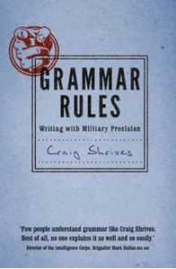 Picture of Grammar Rules: Writing with Military Precision