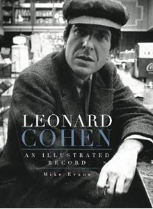 Picture of Leonard Cohen: An Illustrated Record