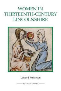 Picture of Women in Thirteenth-Century Lincolnshire