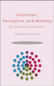 Picture of Attention, Perception and Memory